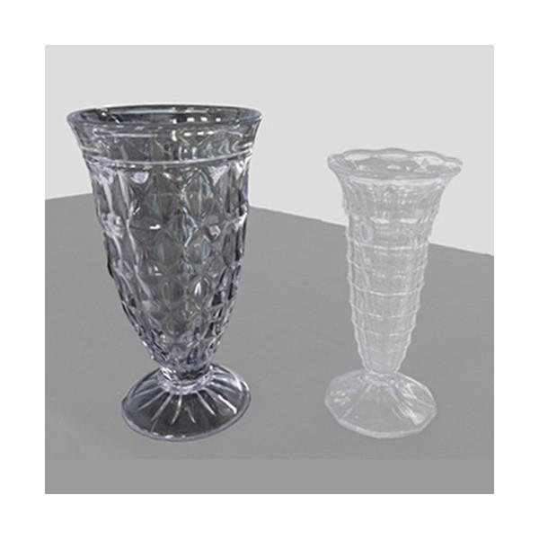 florero vidrio florero vidrio grande