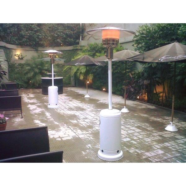 Astesiano alquiler de articulos para exterior hongo for Calentadores para jardin tipo hongo