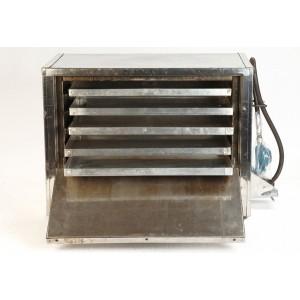 Horno chico (placas aluminio de 46 x 29 cm)